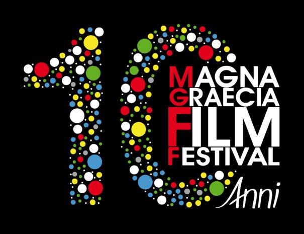 Oasi del Governatore - Magna Graecia Film festival Logo (10 anni)